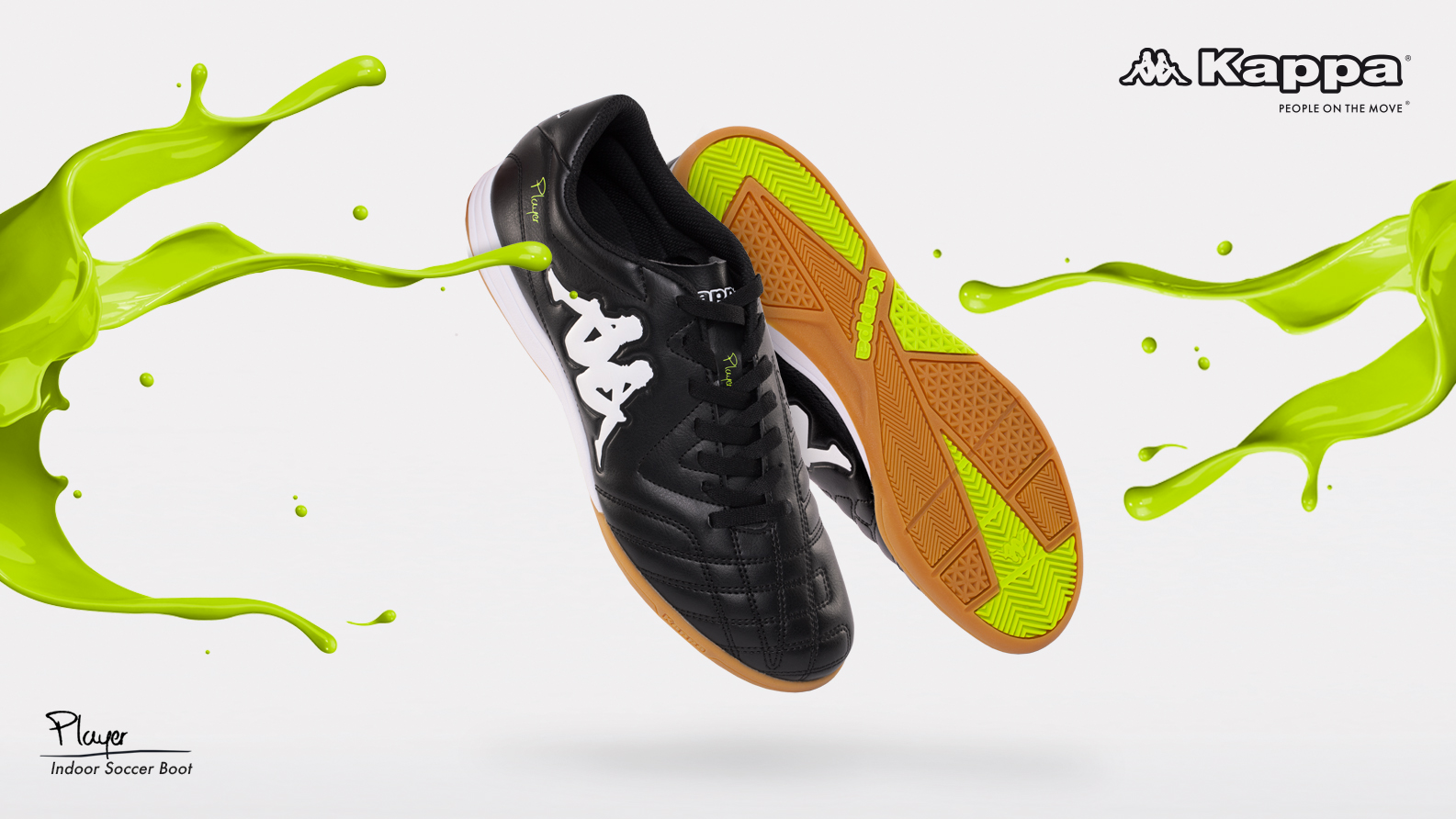 Kappa Australia, Player Indoor Soccer Boot Campaign